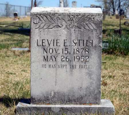 STILL, LEVIE E. - Searcy County, Arkansas | LEVIE E. STILL - Arkansas Gravestone Photos