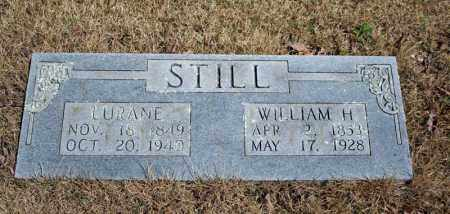 STILL, WILLIAM H. - Searcy County, Arkansas | WILLIAM H. STILL - Arkansas Gravestone Photos
