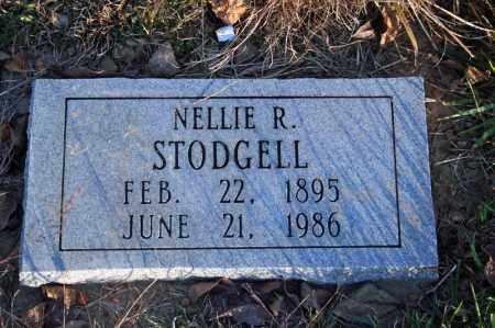STODGELL, NELLIE R. (SUTTON) - Searcy County, Arkansas | NELLIE R. (SUTTON) STODGELL - Arkansas Gravestone Photos