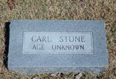 STONE, CARL - Searcy County, Arkansas   CARL STONE - Arkansas Gravestone Photos