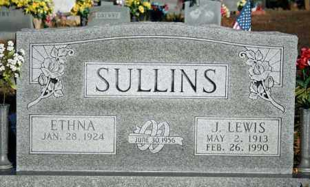SULLINS, JOHN  LEWIS - Searcy County, Arkansas | JOHN  LEWIS SULLINS - Arkansas Gravestone Photos
