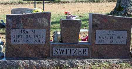 SWITZER, ISA M. - Searcy County, Arkansas | ISA M. SWITZER - Arkansas Gravestone Photos