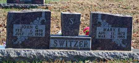 SWITZER, MARY E. - Searcy County, Arkansas | MARY E. SWITZER - Arkansas Gravestone Photos