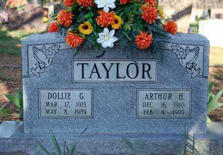 TAYLOR, DOLLIE G. - Searcy County, Arkansas | DOLLIE G. TAYLOR - Arkansas Gravestone Photos