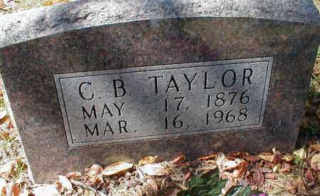 TAYLOR, C. B. - Searcy County, Arkansas | C. B. TAYLOR - Arkansas Gravestone Photos