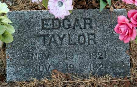 TAYLOR, EDGAR - Searcy County, Arkansas   EDGAR TAYLOR - Arkansas Gravestone Photos