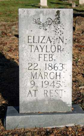 TAYLOR, ELIZA N. (SARRATT) - Searcy County, Arkansas   ELIZA N. (SARRATT) TAYLOR - Arkansas Gravestone Photos