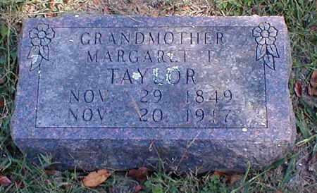TAYLOR, MARGARET T. - Searcy County, Arkansas   MARGARET T. TAYLOR - Arkansas Gravestone Photos