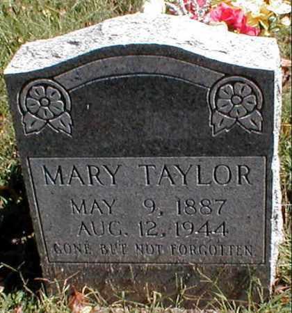 TAYLOR, MARY - Searcy County, Arkansas | MARY TAYLOR - Arkansas Gravestone Photos