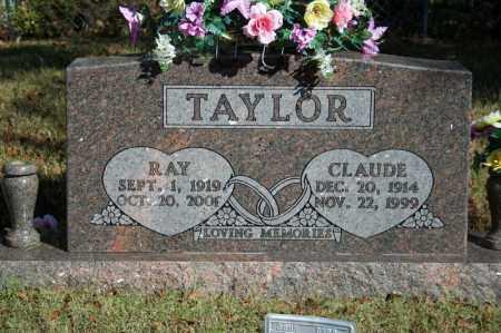 TAYLOR, CLAUDE - Searcy County, Arkansas | CLAUDE TAYLOR - Arkansas Gravestone Photos