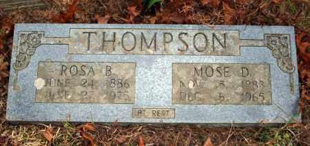 CASSELL THOMPSON, ROSA B. - Searcy County, Arkansas | ROSA B. CASSELL THOMPSON - Arkansas Gravestone Photos