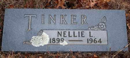 TINKER, NELLIE L. - Searcy County, Arkansas | NELLIE L. TINKER - Arkansas Gravestone Photos