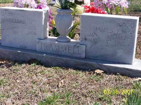 TRAMMELL, DELLAR N. - Searcy County, Arkansas   DELLAR N. TRAMMELL - Arkansas Gravestone Photos