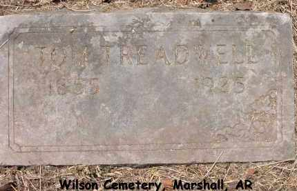 TREADWELL, TOM - Searcy County, Arkansas | TOM TREADWELL - Arkansas Gravestone Photos