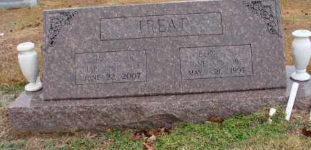 TREAT, EDNA - Searcy County, Arkansas | EDNA TREAT - Arkansas Gravestone Photos