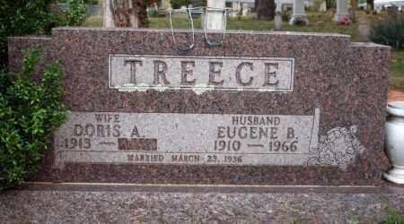 TREECE, DORIS A. - Searcy County, Arkansas | DORIS A. TREECE - Arkansas Gravestone Photos