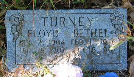 TURNEY, BETHEL - Searcy County, Arkansas | BETHEL TURNEY - Arkansas Gravestone Photos