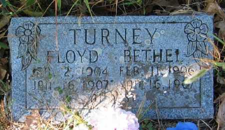 TURNEY, BETHEL - Searcy County, Arkansas | BETHEL TURNEY - Arkansas Gravestone Photos