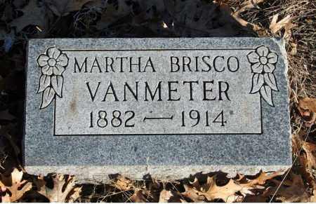 VANMETER, MARTHA - Searcy County, Arkansas | MARTHA VANMETER - Arkansas Gravestone Photos