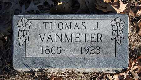 VANMETER, THOMAS J. - Searcy County, Arkansas | THOMAS J. VANMETER - Arkansas Gravestone Photos