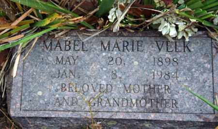 VELK, MABEL MARIE - Searcy County, Arkansas | MABEL MARIE VELK - Arkansas Gravestone Photos