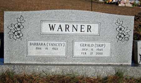 "WARNER, GERALD ""SKIP"" - Searcy County, Arkansas | GERALD ""SKIP"" WARNER - Arkansas Gravestone Photos"