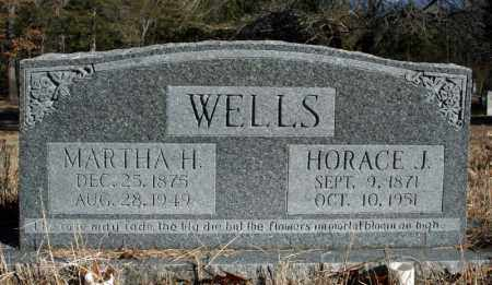 WELLS, MARTHA H. - Searcy County, Arkansas | MARTHA H. WELLS - Arkansas Gravestone Photos