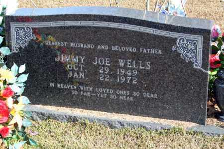 WELLS, JIMMY JOE - Searcy County, Arkansas   JIMMY JOE WELLS - Arkansas Gravestone Photos
