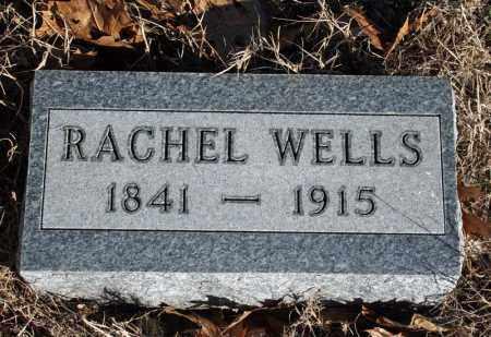 WELLS, RACHEL - Searcy County, Arkansas | RACHEL WELLS - Arkansas Gravestone Photos