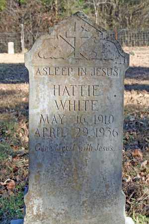 WHITE, HATTIE - Searcy County, Arkansas | HATTIE WHITE - Arkansas Gravestone Photos