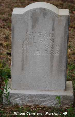 "JOHNSON WILSON, SUSAN ""SUZY"" - Searcy County, Arkansas | SUSAN ""SUZY"" JOHNSON WILSON - Arkansas Gravestone Photos"