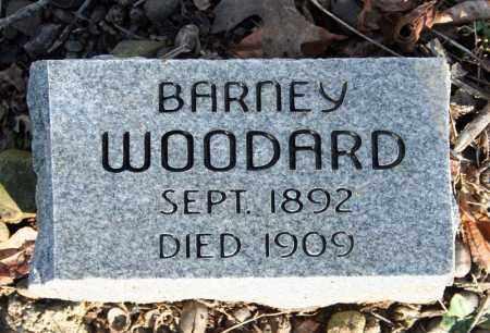 WOODARD, BARNEY - Searcy County, Arkansas   BARNEY WOODARD - Arkansas Gravestone Photos