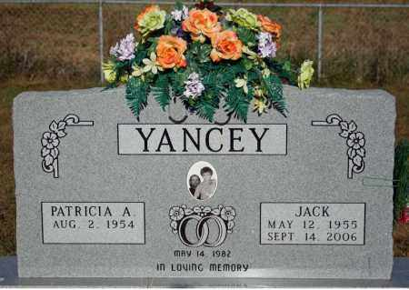 YANCEY, JACK - Searcy County, Arkansas | JACK YANCEY - Arkansas Gravestone Photos