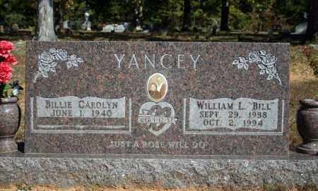 "YANCEY, WILLIAM ""BILL"" L. - Searcy County, Arkansas | WILLIAM ""BILL"" L. YANCEY - Arkansas Gravestone Photos"