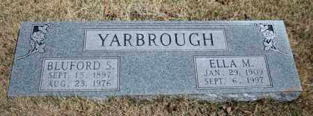 YARBROUGH, ELLA M. - Searcy County, Arkansas | ELLA M. YARBROUGH - Arkansas Gravestone Photos