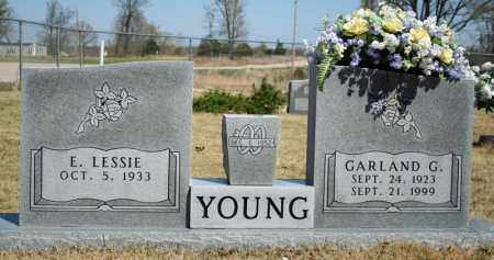 YOUNG, GARLAND G. - Searcy County, Arkansas | GARLAND G. YOUNG - Arkansas Gravestone Photos