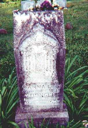 YOUNGER, ANNA LOUISE - Searcy County, Arkansas | ANNA LOUISE YOUNGER - Arkansas Gravestone Photos