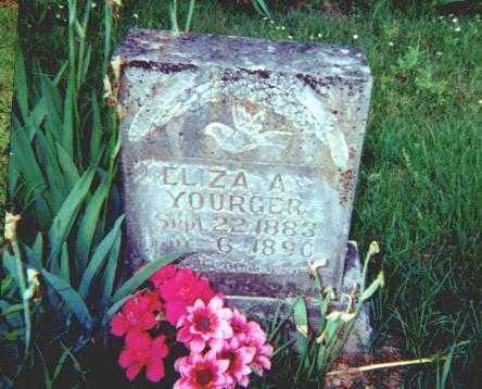 YOUNGER, ELIZABETH ARTELIA - Searcy County, Arkansas | ELIZABETH ARTELIA YOUNGER - Arkansas Gravestone Photos