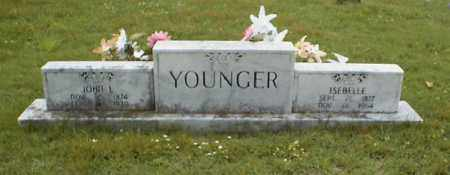 """BAKER YOUNGER, ISABELLE """"BELLE"""" - Searcy County, Arkansas 