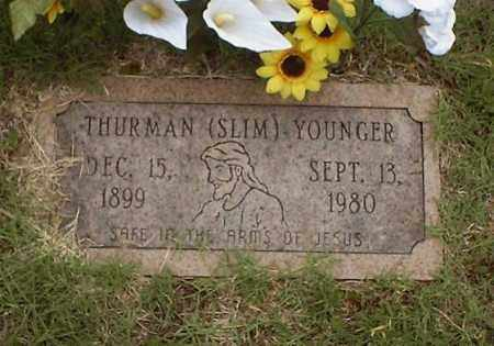 "YOUNGER, THURMAN ""SLIM"" - Searcy County, Arkansas 