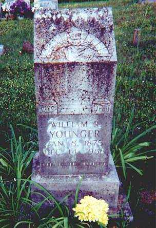 YOUNGER, WILLIAM RANDOLPH - Searcy County, Arkansas | WILLIAM RANDOLPH YOUNGER - Arkansas Gravestone Photos