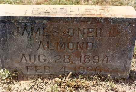 ALMOND, JAMES - Sebastian County, Arkansas | JAMES ALMOND - Arkansas Gravestone Photos