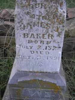 BAKER, JAMES J. - Sebastian County, Arkansas | JAMES J. BAKER - Arkansas Gravestone Photos