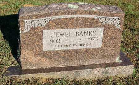 BANKS, JEWEL - Sebastian County, Arkansas | JEWEL BANKS - Arkansas Gravestone Photos