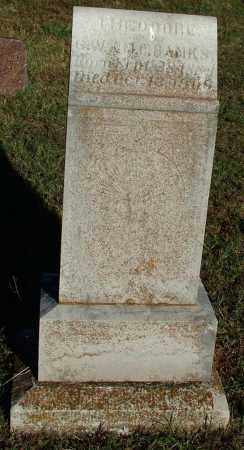 BANKS, THEODORE - Sebastian County, Arkansas | THEODORE BANKS - Arkansas Gravestone Photos