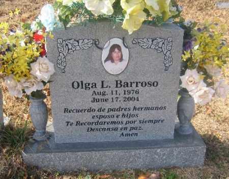 BARROSO, OLGA - Sebastian County, Arkansas | OLGA BARROSO - Arkansas Gravestone Photos