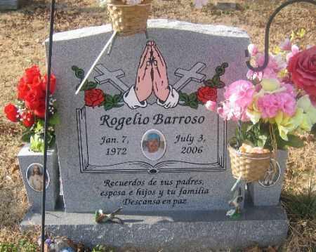 BARROSO, ROGELIO - Sebastian County, Arkansas   ROGELIO BARROSO - Arkansas Gravestone Photos