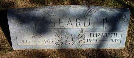 BEARD, JACK - Sebastian County, Arkansas | JACK BEARD - Arkansas Gravestone Photos