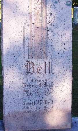 BELL, HENRY P - Sebastian County, Arkansas | HENRY P BELL - Arkansas Gravestone Photos