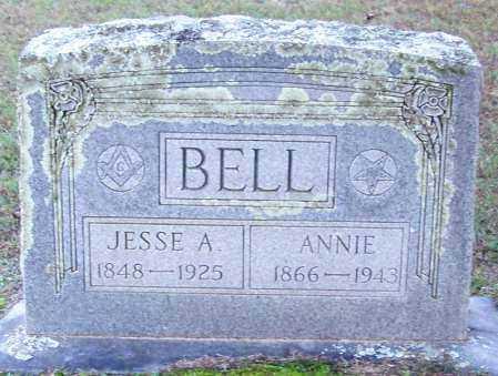 BELL, JESSE A - Sebastian County, Arkansas   JESSE A BELL - Arkansas Gravestone Photos